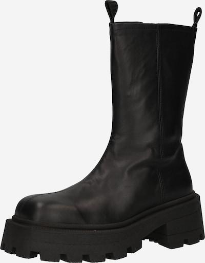 Bianco Stiefelette 'Dessie' in schwarz, Produktansicht