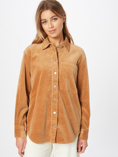 Marc O'Polo DENIM Blouse in Brown, View model