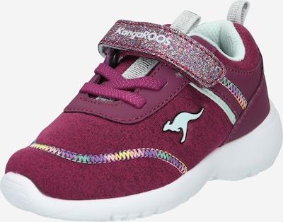 KangaROOS Sneaker 'Chummy' in mint / beere / mischfarben, Produktansicht