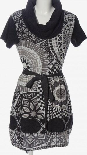 Smash! Strickkleid in XL in schwarz / weiß, Produktansicht