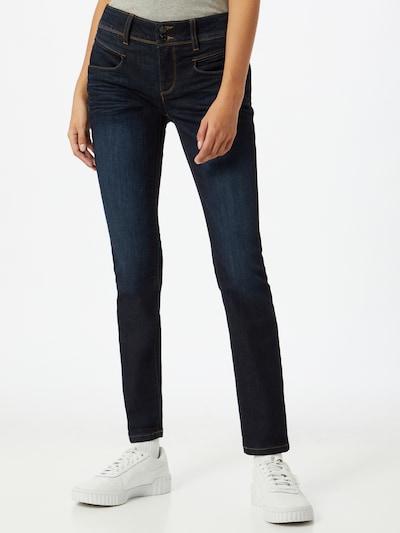 STREET ONE Jeans in dunkelblau, Modelansicht