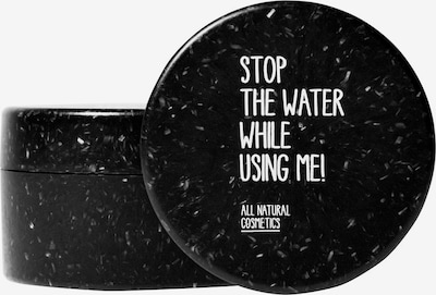 STOP THE WATER WHILE USING ME! Zahnbehälter 'The Tab Box' in schwarz, Produktansicht