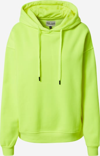 Cars Jeans Sweatshirt 'GRAZIA' in limette, Produktansicht