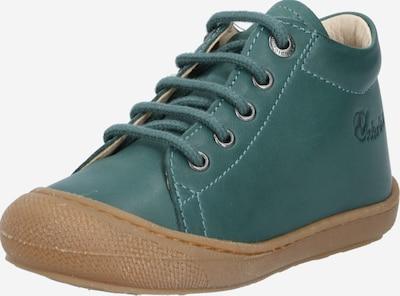 NATURINO Dječje cipele za hodanje u boja pijeska / zelena, Pregled proizvoda