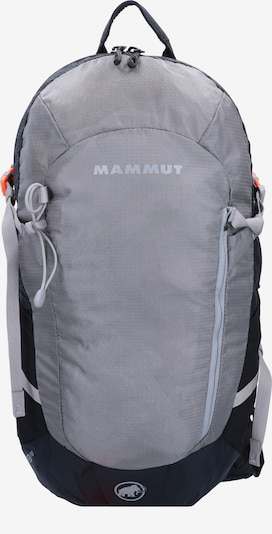 MAMMUT Sportrucksack 'Lithium Speed' in grau / orange / schwarz, Produktansicht