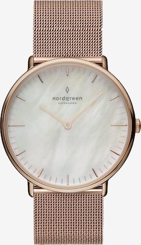 Nordgreen Uhr in Pink