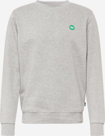 Kronstadt Sweatshirt 'Lars' i grå