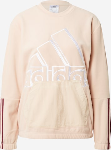 ADIDAS PERFORMANCESportski pulover - bež boja