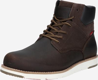 LEVI'S Šněrovací boty 'Jax Plus' - tmavě hnědá, Produkt