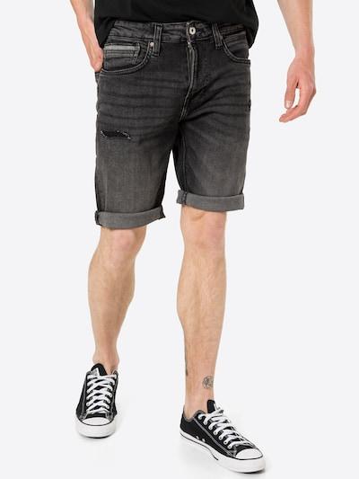 Pepe Jeans Jeans 'STANLEY' i grey denim, Modelvisning