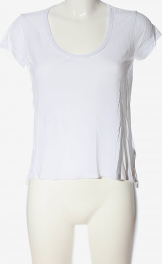 Juicy Couture T-Shirt in XS in weiß, Produktansicht