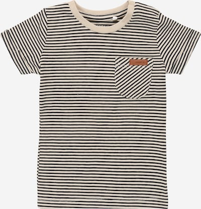 NAME IT Camiseta 'FIPAN' en beige / navy, Vista del producto
