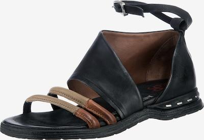 A.S.98 Sandale 'Mare' in beige / braun / schwarz, Produktansicht