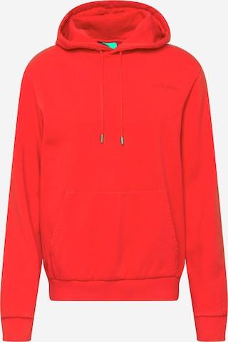 Han Kjøbenhavn Sweatshirt 'Casual Hoodie' in Rot