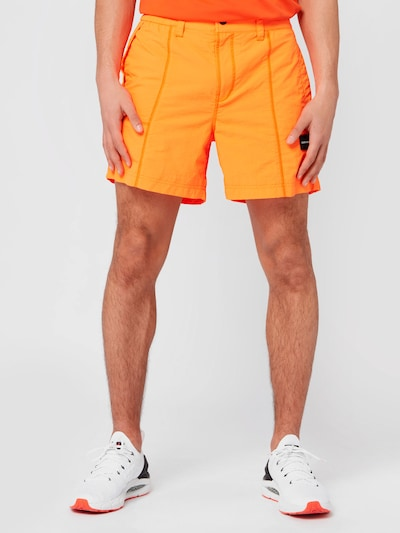 Calvin Klein Jeans Nohavice - oranžová, Model/-ka