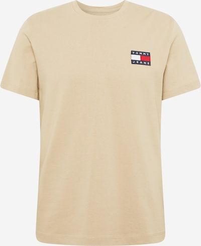 Tommy Jeans T-Shirt in beige, Produktansicht