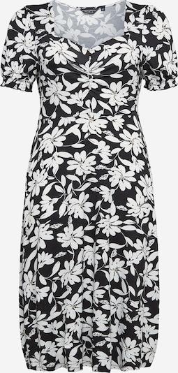 Dorothy Perkins Curve Robe en noir / blanc, Vue avec produit