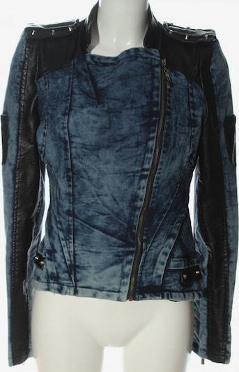 Osley Jeansjacke in XL in blau / schwarz, Produktansicht
