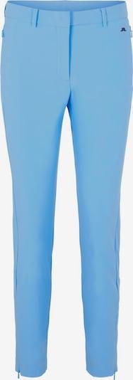 J.Lindeberg Sportbroek in de kleur Blauw, Productweergave