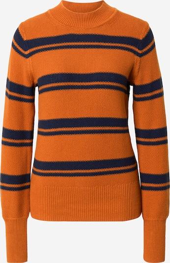GAP Pullover in dunkellila / orange, Produktansicht