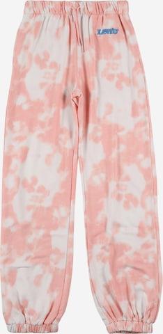 rozā LEVI'S Bikses