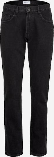 Jeans NU-IN pe denim negru, Vizualizare produs