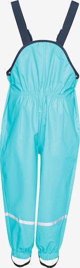 PLAYSHOES Pantalón funcional en turquesa / azul noche, Vista del producto