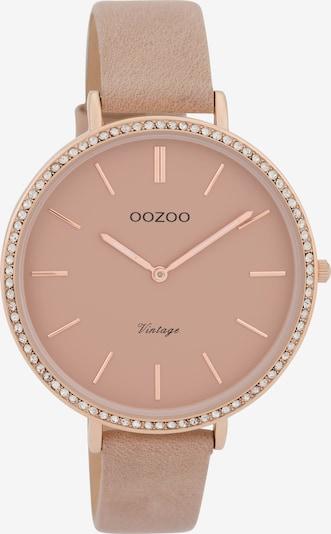 OOZOO Uhr 'C9800' in nude / altrosa, Produktansicht