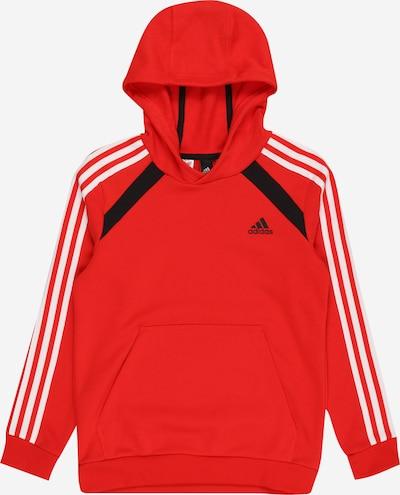 ADIDAS PERFORMANCE Sweat de sport en rouge / noir / blanc, Vue avec produit