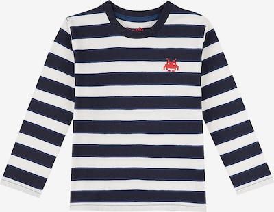 Sanetta Kidswear Shirt in blau / weiß, Produktansicht