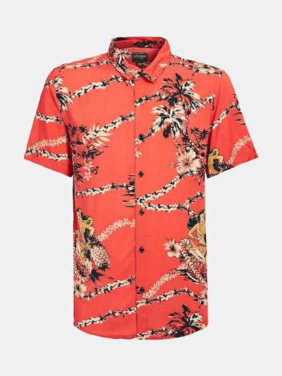 GUESS Hemd in mischfarben, Produktansicht