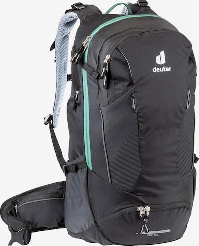 DEUTER Rucksack 'Trans Alpine 32 EL' in schwarz, Produktansicht