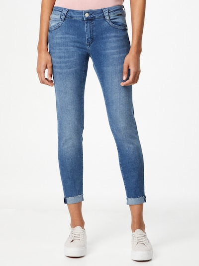 Jeans 'LEXY' Mavi pe albastru denim, Vizualizare model