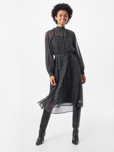 Banana Republic Kleid in schwarz / weiß, Modelansicht
