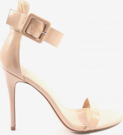 NEW LOOK High Heel Sandaletten in 38 in creme, Produktansicht