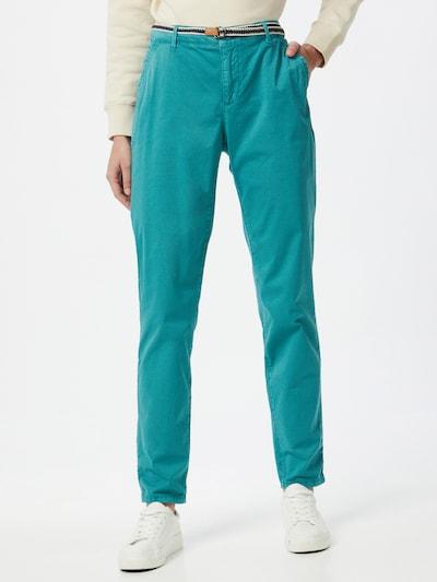 ESPRIT Chino-püksid jadeiit, Modellivaade