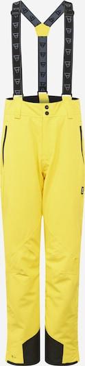 BRUNOTTI Pantalón de montaña 'Damiro' en amarillo neón / negro, Vista del producto