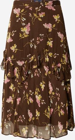 Polo Ralph Lauren Skirt in Brown