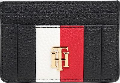 TOMMY HILFIGER Porte-monnaies 'ESSENCE' en bleu foncé / rouge / blanc, Vue avec produit