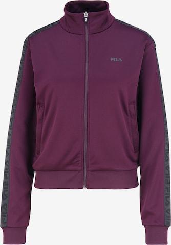 FILA Between-Season Jacket 'NETIS' in Purple