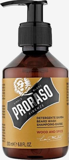 Proraso Beard Shampoo 'Wood & Spice' in Dark beige / Dark brown / Black / White, Item view