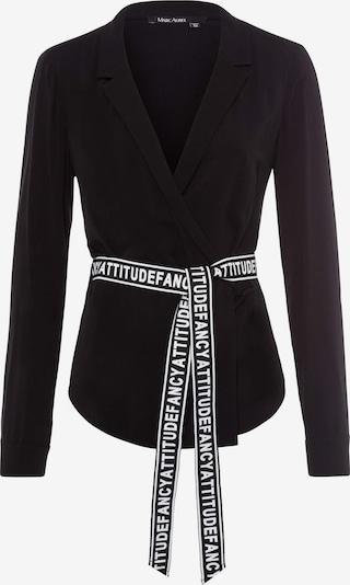MARC AUREL Bluse in schwarz, Produktansicht