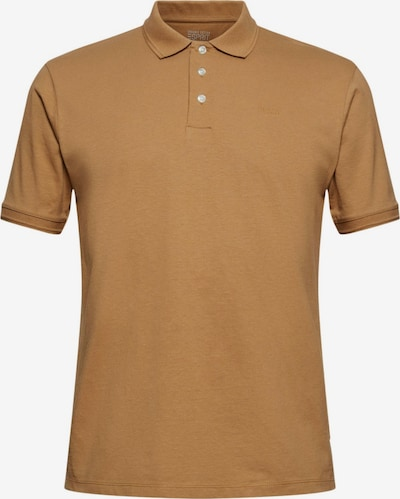ESPRIT Shirt in camel, Produktansicht