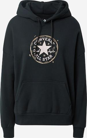 Sweat-shirt 'CHUCK ZODIAC' CONVERSE en noir