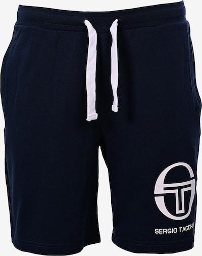 Sergio Tacchini Sweatshorts 'Oasis 020' in dunkelblau, Produktansicht