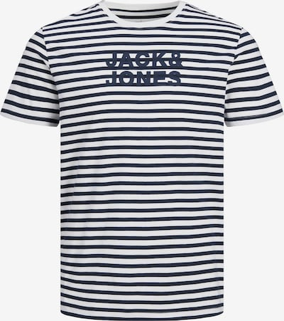 JACK & JONES Shirt 'Vardant' in navy / weiß, Produktansicht