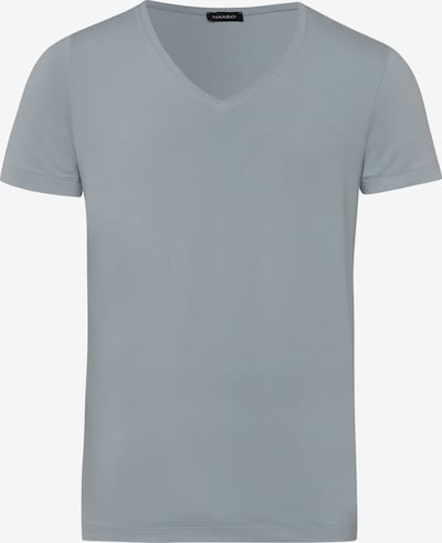 Hanro T-Shirt V-Neck ' Cotton Superior ' in grau, Produktansicht