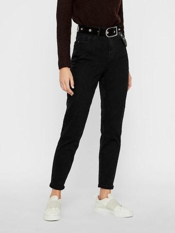 PIECES Jeans in Zwart