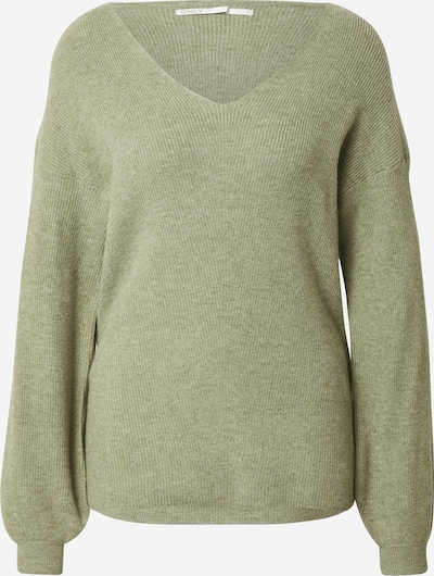 ONLY Jersey 'Atia' en verde moteado, Vista del producto