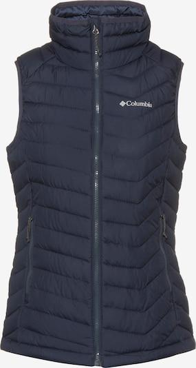 COLUMBIA Steppweste 'Powder Lite' in dunkelblau, Produktansicht